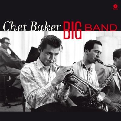 Baker, Chet - Big Band (With Bonus Tracks) (LP)