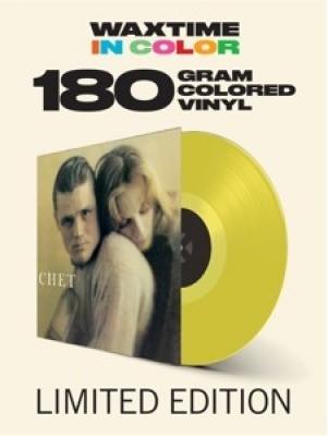 Baker, Chet - Lyrical Trumpet of (Transparent Yellow Vinyl) (LP)