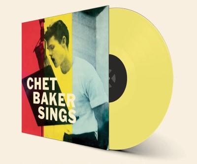 Baker, Chet - Sings (Limited) (Solid Yellow Vinyl) (LP)