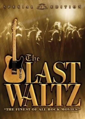 Band - Last Waltz (DVD) (cover)