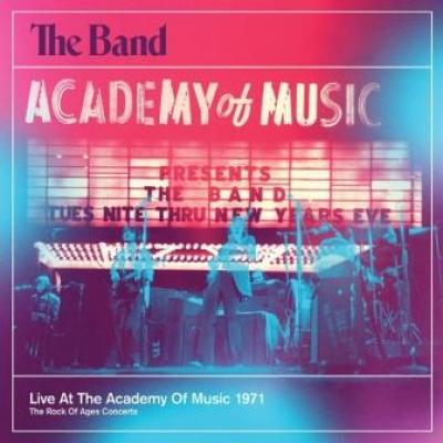 Band - Live At The Academy Of Music (2CD) (cover)