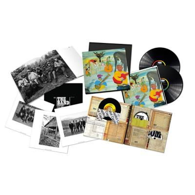 """Band - Music From Big Pink (50th Anniversary) (2LP+CD+7""""+BluRay)"""
