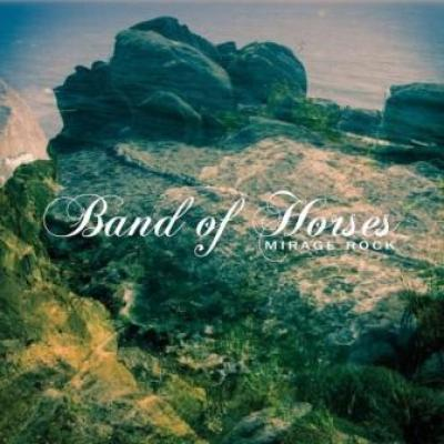 Band Of Horses - Mirage Rock (Deluxe 2CD) (cover)