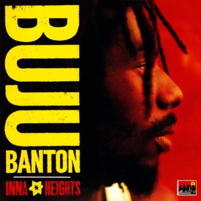 Banton, Buju - Inna Heights (LP)