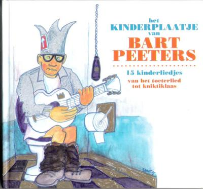 Peeters, Bart - Kinderplaatje Van (cover)