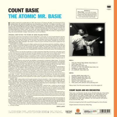 Basie, Count - Atomic Mr. Basie (Orange Vinyl) (LP)