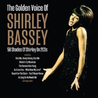 Bassey, Shirley - Golden Voice of (2CD)