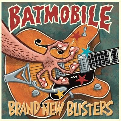 Batmobile - Brand New Blisters (Coloured Vinyl) (LP+Download)