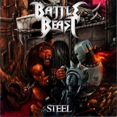 Battle Beast - Steel (cover)