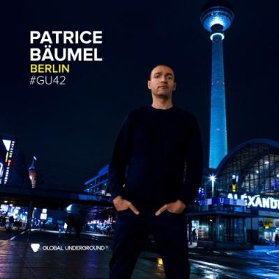 Baumel, Patrice - Global Underground 42 (Berlin) (2CD+BOOK)
