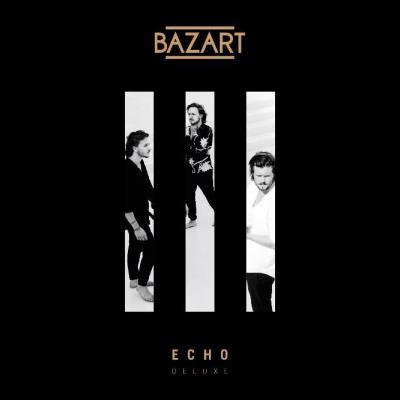 Bazart - Echo (Live) (2LP+CD)