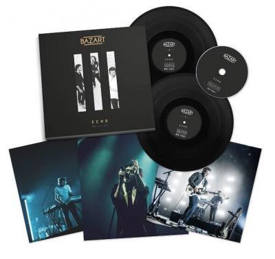 Bazart - Echo (Live) (2LP+CD)