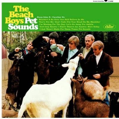 Beach Boys - Pet Sounds (50th Ann. Edition) (Mono) (LP)