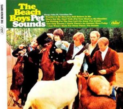 Beach Boys - Pet Sounds (Mono & Stereo) (cover)