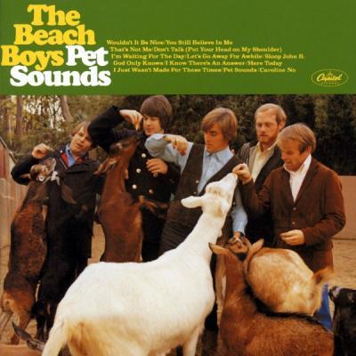 Beach Boys, The - Pet Sounds (Mono Version) (cover)