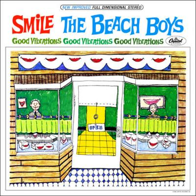 Beach Boys, The - The Smile Sessions (cover)