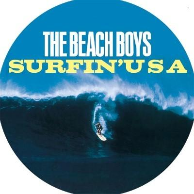 Beach Boys - Surfin' USA (Picture Disc) (LP)