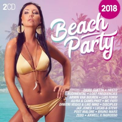 Beach Party 2018 (2CD)