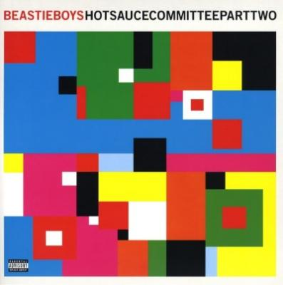 Beastie Boys - Hot Sauce Committee Pt. 2 (2LP)
