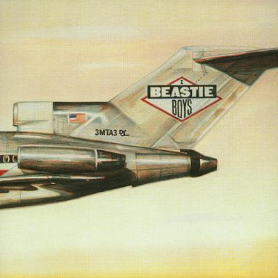 Beastie Boys - Licensed To Ill (Rem.) (cover)
