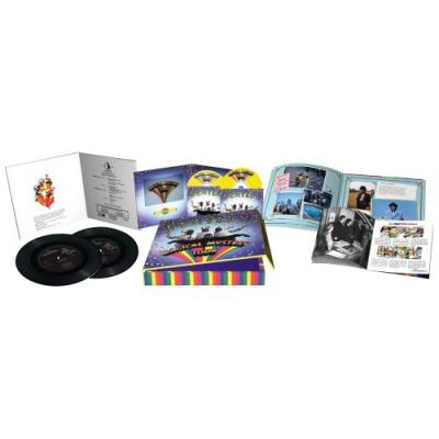 Beatles - Magical Mystery Tour (Special Boxed Deluxe Edition) (cover)