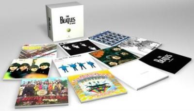 Beatles - Mono Boxset (13CD) (cover)