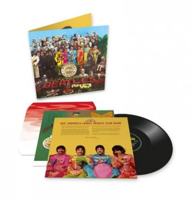 Beatles - Sgt. Pepper's Lonely Hearts Club Band (2017 Stereo Mix) (LP)