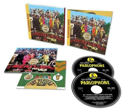 Beatles - Sgt. Pepper's Lonely Hearts Club Band (50th Anniversary) (2CD)