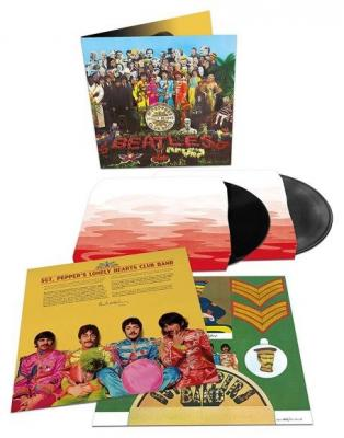 Beatles - Sgt. Pepper's Lonely Hearts Club Band (50th Anniversary) (2LP)