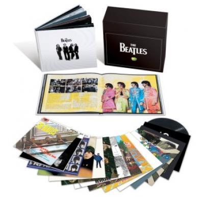 Beatles - Vinyl Boxset (Limited 16LP+Boek) (cover)