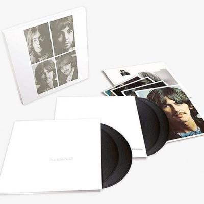 Beatles - White Album (50th Ann.) (4LP)