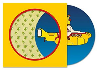"Beatles - Yellow Submarine (Picture Disc) (7"")"