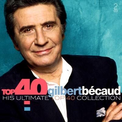Becaud, Gilbert - Top 40 (2CD)