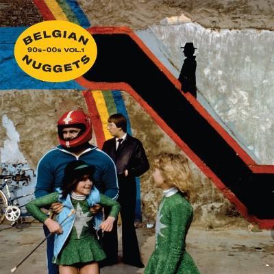 Belgian Nuggets 90s-00s (Vol. 1) (2LP)