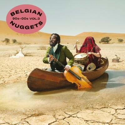 Belgian Nuggets 90s-00s (Vol. 2) (2LP)