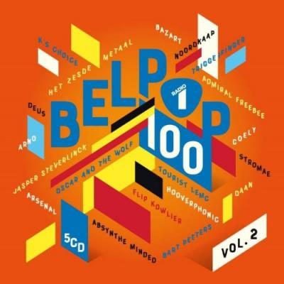 Belpop 100 Vol. 2 (Radio 1) (5CD)