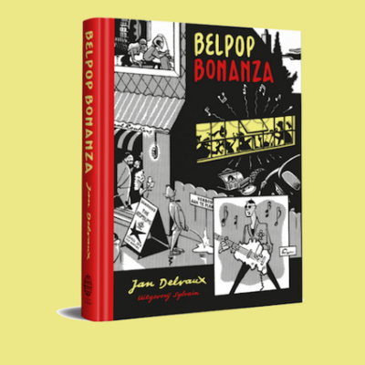 Belpop Bonanza (BOEK)