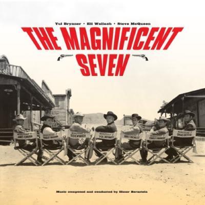 Bernstein, Elmer - Magnificent Seven (Yellow Vinyl) (LP)