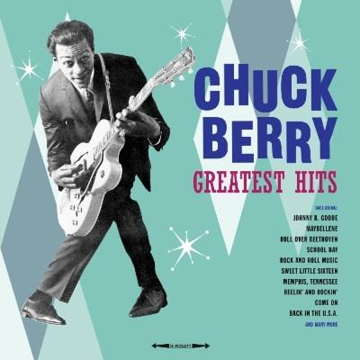 Berry, Chuck - Greatest Hits (LP)
