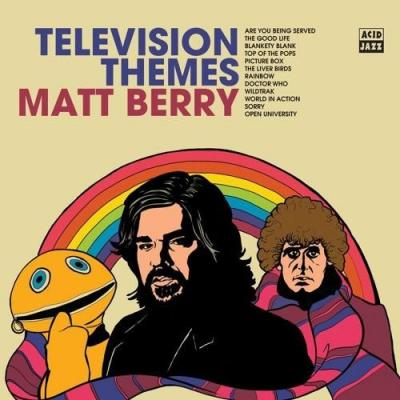 Berry, Matt - Television Themes (LP)
