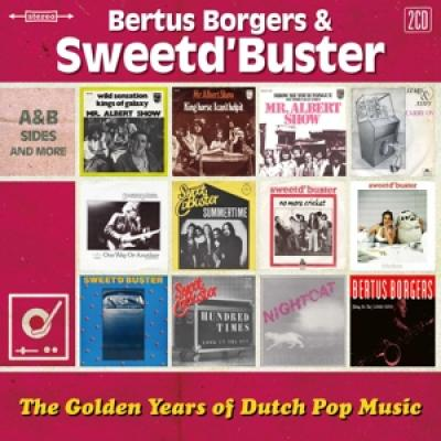 Borgers, Bertus & Sweet D'buster - Golden Years Of Dutch Pop Music (2CD)
