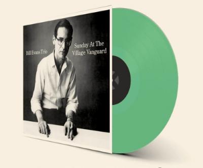 Bill Evans Trio - Sunday At the Village Vanguard (Green Vinyl) (LP)