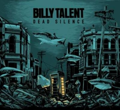 Billy Talent - Dead Silence (cover)