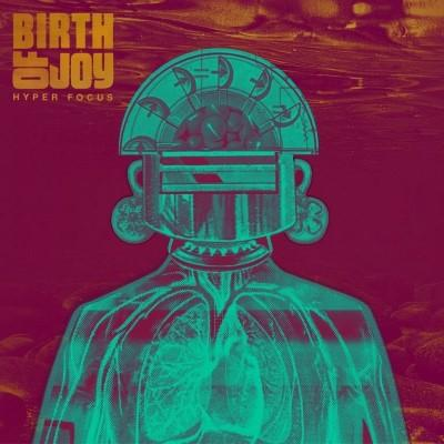 Birth of Joy - Hyper Focus (Purple Vinyl) (LP+Download)