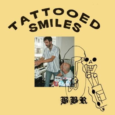 "Black Box Revelation - Tattooed Smiles (Limited) (LP+7"")"