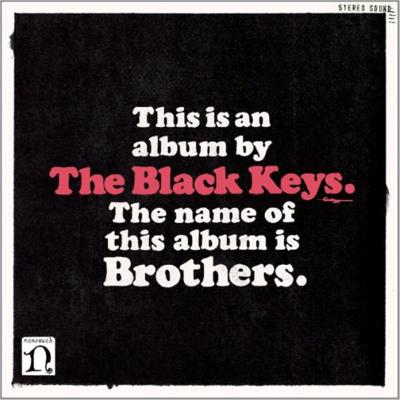 Black Keys - Brothers (cover)