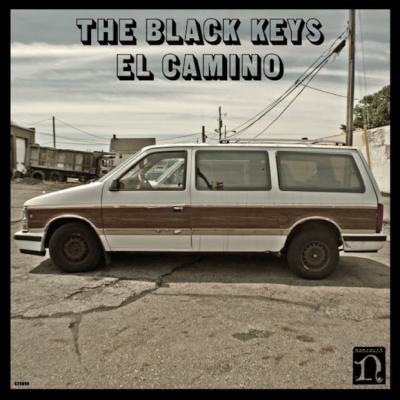 Black Keys - El Camino (LP+CD) (cover)
