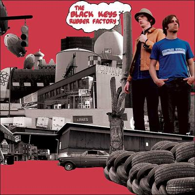 Black Keys - Rubber Factory (cover)