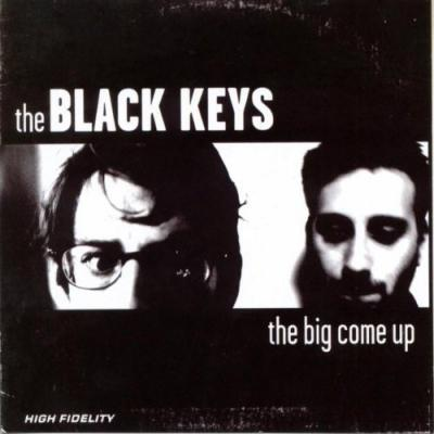 Black Keys - Big Come Up (LP) (cover)