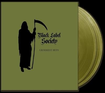Black Label Society - Grimmest Hits (2LP)